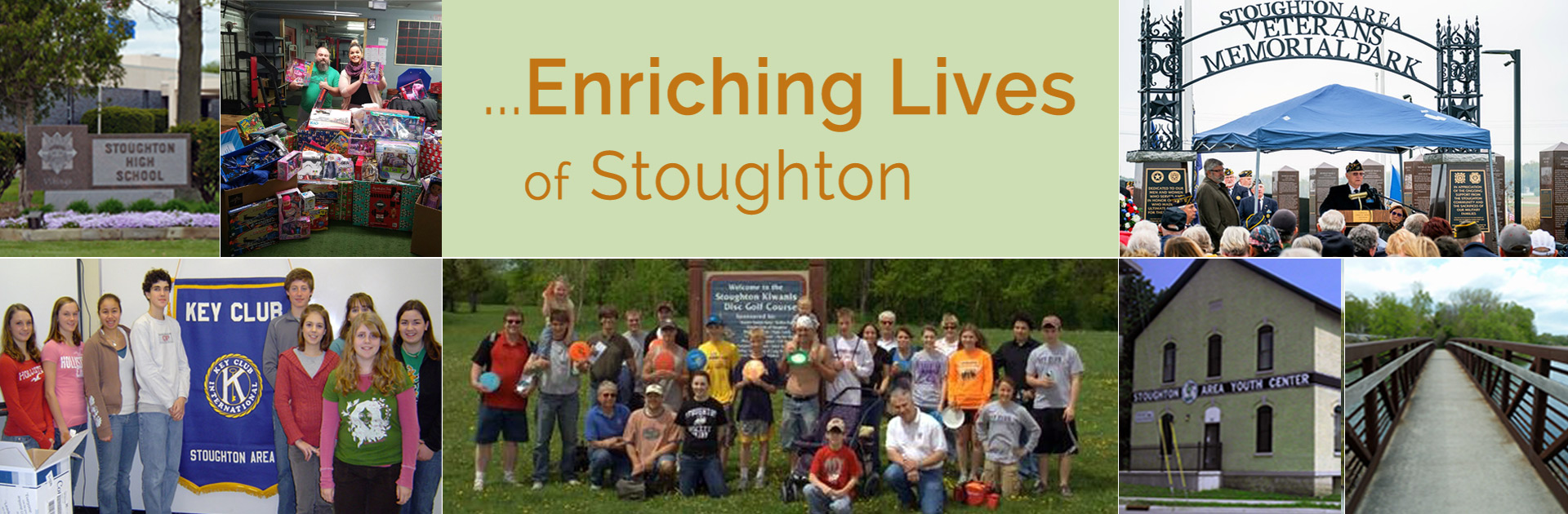 Enriching Lives of Stoughton